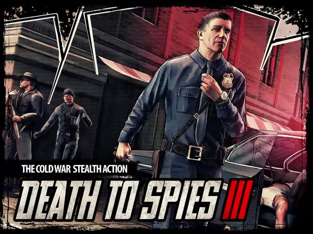 Смерть шпионам 3 игра