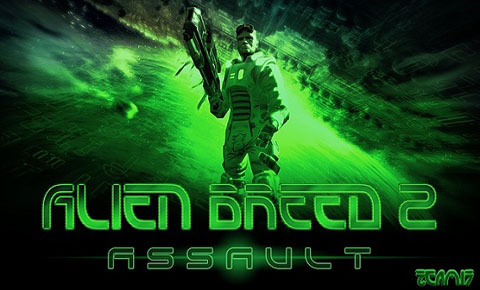 Коды к игре Alien Breed 2 Assault