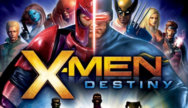Коды к игре X-Men: Destiny