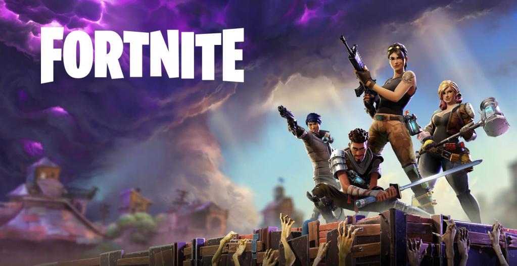 Android клиент игры Fortnite