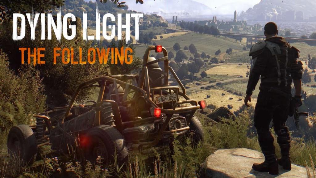 Прохождение Dying Light The Following
