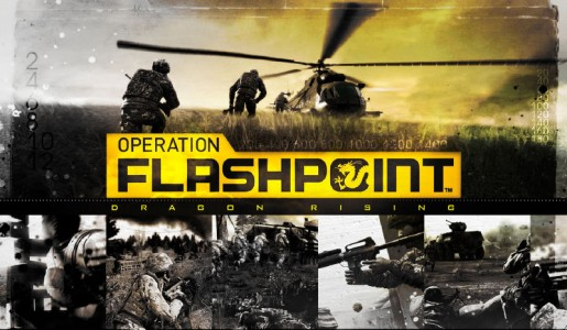 Игра Operation Flashpoint: Dragon Rising