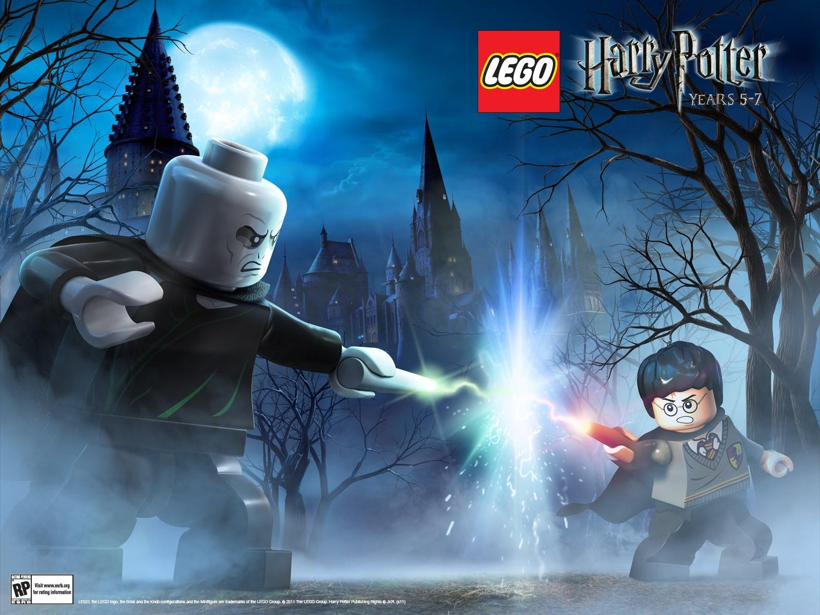 Коды к игре LEGO Harry Potter: Years 5-7